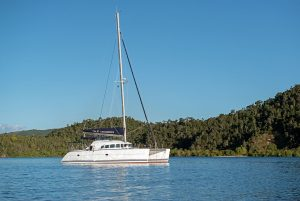 Catamaran Talio nosy be
